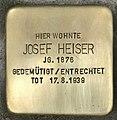 Stolperstein für Josef Heiser (Köln).jpg