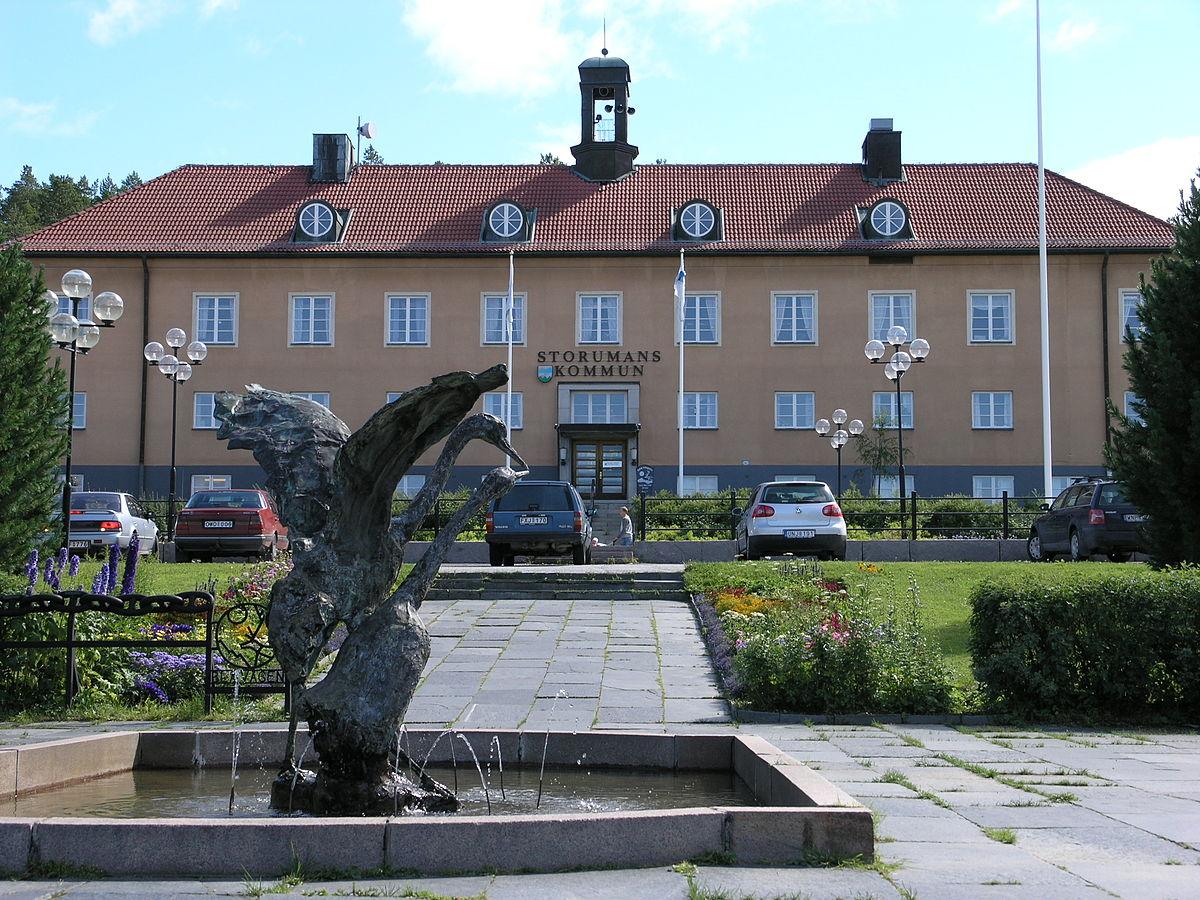 Lista över offentlig konst i Storumans kommun – Wikipedia