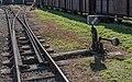 Straßburg Pöckstein-Zwischenwässern Gurktalbahn Weiche 28102016 5202.jpg