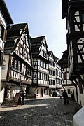 Strasbourg, Petite France, 25 rue Bain-aux-Plantes.jpg