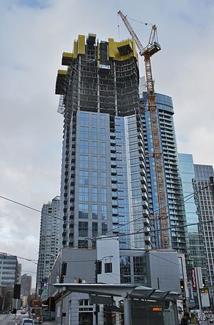 Stratus (building) - Image: Stratus Seattle 01