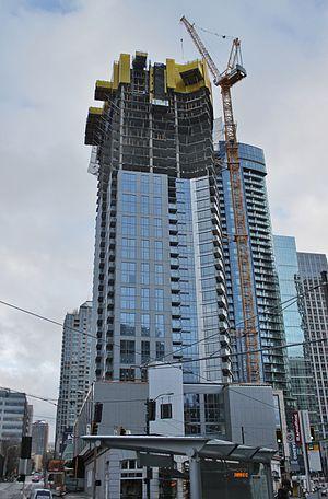 Stratus (building) - Image: Stratus Seattle 01