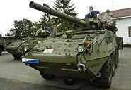 Stryker MGS training
