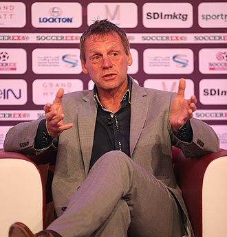 Stuart Pearce - Pearce in 2016