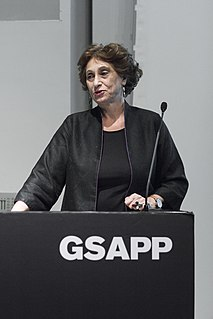 Suad Amiry Palestinian author and architect