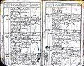 Subačiaus RKB 1827-1830 krikšto metrikų knyga 005.jpg