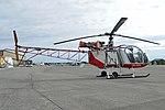 Sud SE.3130 Alouette II 'LN-OCK' (40654338820).jpg