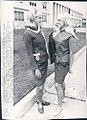 Sue Gossick and Ann Peterson 1967.jpg