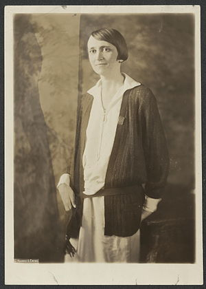 Sue Shelton White - Sue Shelton White circa 1920