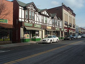 Downtown Suffern