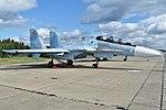 Sukhoi Su-30SM '71 red' (37356851575).jpg