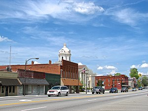 Chattooga County, Georgia - Summerville
