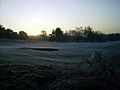 Sunrise on the golf course 2 (3151131604).jpg