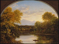 Sunset in the Catskills by Thomas Cole.jpg