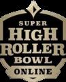 Super High Roller Bowl Online Logo.png