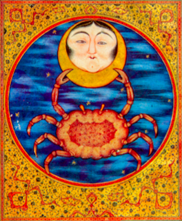 Cancer (astrology) fourth astrological sign in the zodiac