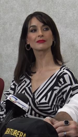 Susana González - Image: Susana González in an interview with Dulce Osuna on 2 June 2017 2
