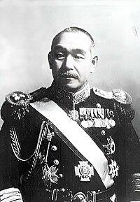 鈴木貫太郎首相 画像wikipedia