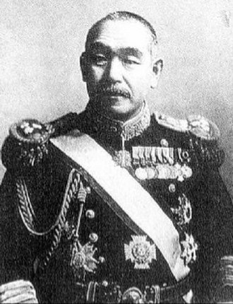 Kantarō Suzuki - During his term as naval minister