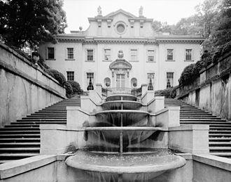 Swan House (Atlanta) - Image: Swan House, Atlanta