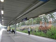 Sweden.   Stockholm-County.   Huddinge Municipality.   Skogås 002.   JPG