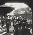 Sydney Ferry KUBU at Circular Quay photo by Max Dupain 1938.jpg