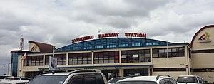 Syokimau Railway Station