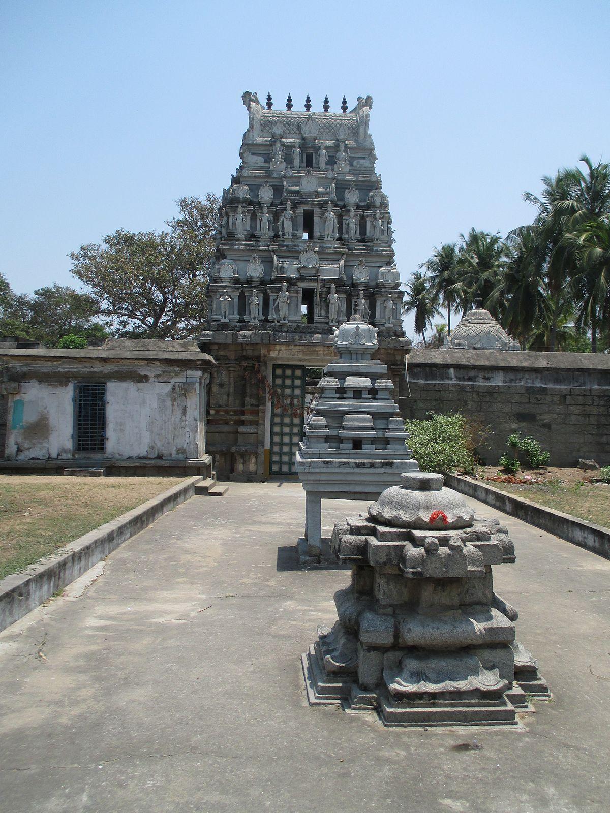 marundeeswarar temple  t  edayar