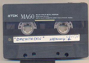 TDK - Image: TDK MA60 001