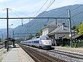 TGV Paris-Milan à St-Pierre-d'Albigny (été 2018).JPG