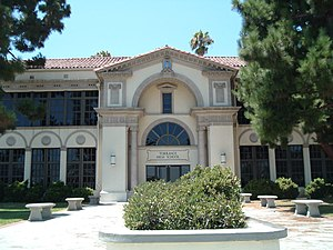 Buffy the Vampire Slayer - Torrance High School was used for the fictional Sunnydale High School.