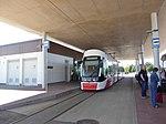 TLT tram line 4 at Lennujaam 01.jpg