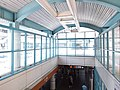 TW 台北市 Taipei 大安區 Da'an District 台北捷運 MRT Station interior August 2019 SSG 15 Metro 大安站 Daan Station.jpg