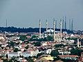 Tabyalardan Selimiye... - panoramio.jpg
