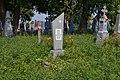 Tagachyn Turiiskyi Volynska-brotherly grave of 4 soviet warriors.jpg