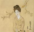 TakehisaYumeji-1921-Woman Longing for Spring.png