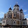 Tallinn - Alexander Nevsky Cathedral - Aleksander Nevski katedraal - panoramio.jpg