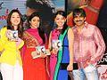 Tamannaah, Shriya , Kajal and Ravi Teja.jpg