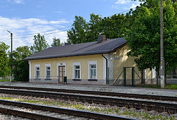 Tamsalu train station