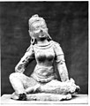 Tara, Bronze, from Nalanda, Bihar, dating from 10th century A.D.jpg