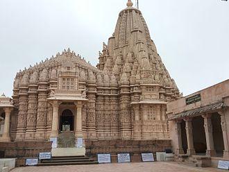 Ajitanatha - Image: Tarangaji Jain temple