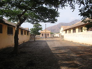 Campo de Concentração do Tarrafal