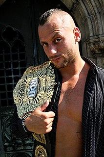 Matt Taven American professional wrestler (born 1985)