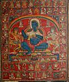 Teacher (Lama) - Drenpa Namka. 14th century, Collection of Private.jpg