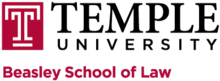 Temple University Beasley School of Law Logo