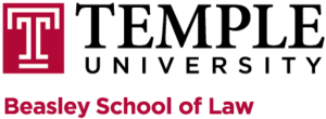 Temple University Beasley School of Law - Temple University Beasley School of Law Logo