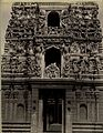 Temple with mythological sculptures at Tanjore (1880s-90s).JPG