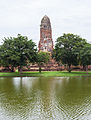 Templo Phra Ram, Ayutthaya, Tailandia, 2013-08-23, DD 05.jpg