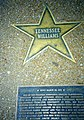 Tennessee Williams St.Louis Walk of Fame 1996.jpg