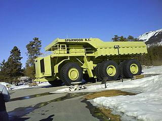 Big Dump Trucks >> Dump Truck Driving The Bigger The Truck The Easier It Gets Diesel